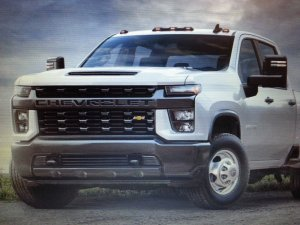 New Case Of Ugly In The Chevy 2500 And 3500 North Carolina Hunting
