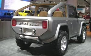 2016 Ford Bronco >> 2016 Ford Bronco North Carolina Hunting And Fishing Forums